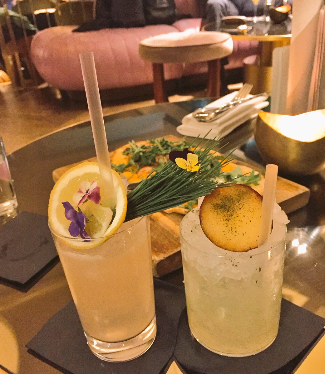 Dandelyan Bars With The Best Counter Seating In London