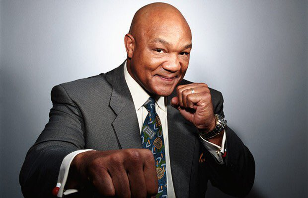Happy Birthday George Foreman!!!