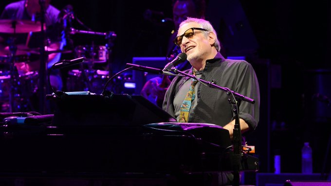 Happy birthday Donald Fagen! Read our recent Q&A where he discussed Steely Dan\s future