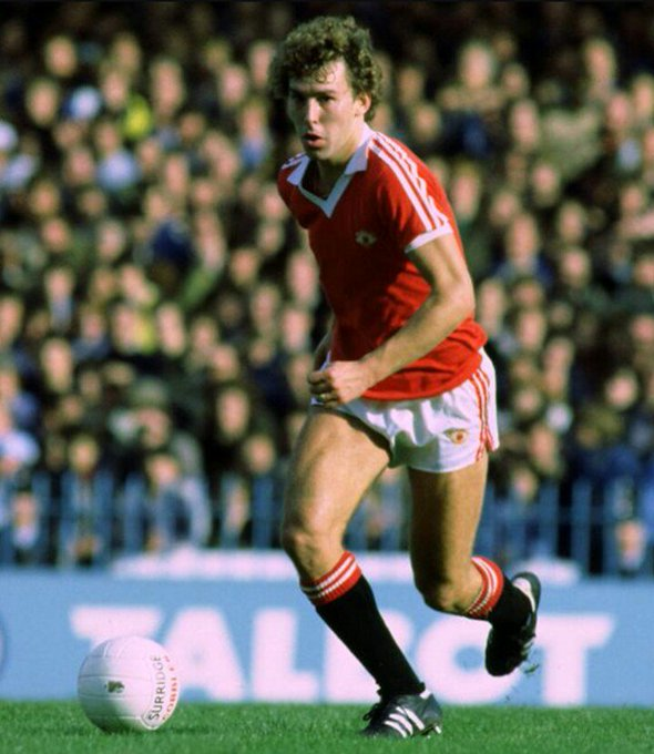 Happy 60th birthday Bryan Robson.