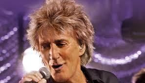 A very Happy Birthday to Sir Rod Stewart. You wear it well. I\ve been singing along with you for 45 years xx.