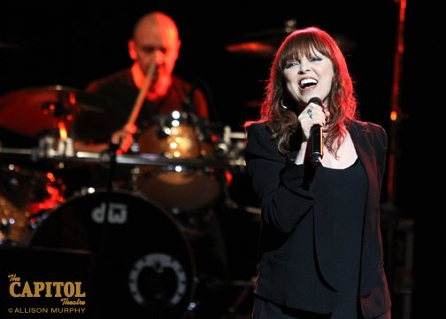 Wishing a very happy birthday to music legend, icon, and one heck of a lady, Pat Benatar! Photo: Allison Murphy