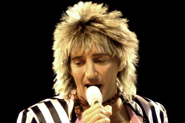 Happy 72nd Birthday Rod Stewart!
