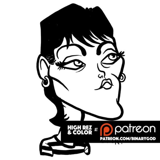 Jan 10: Happy birthday Pat Benatar! Color and goodies at  Pop art at