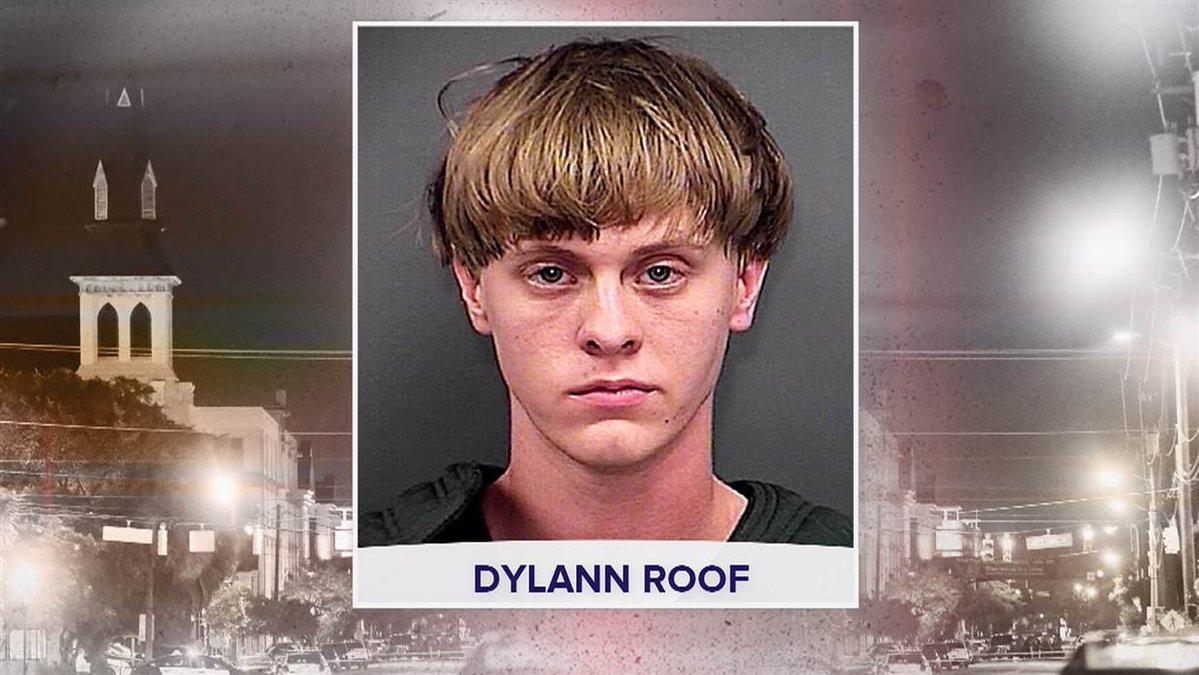 BREAKING: Jury sentences white supremacist gunman to death for Charleston church massacre.