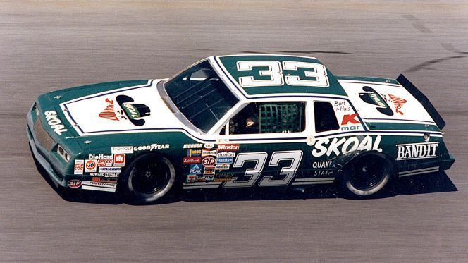Happy 77th Birthday to Harry Gant
