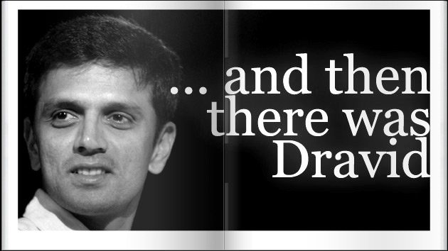 Happy Birthday Rahul Dravid-The Wall