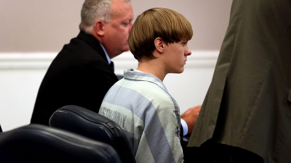 Charleston shooter Dylann Roof has been sentenced to death