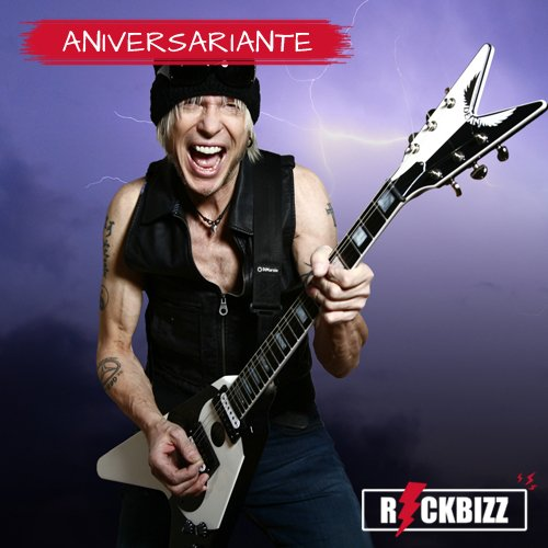 Happy Birthday, Michael Schenker!