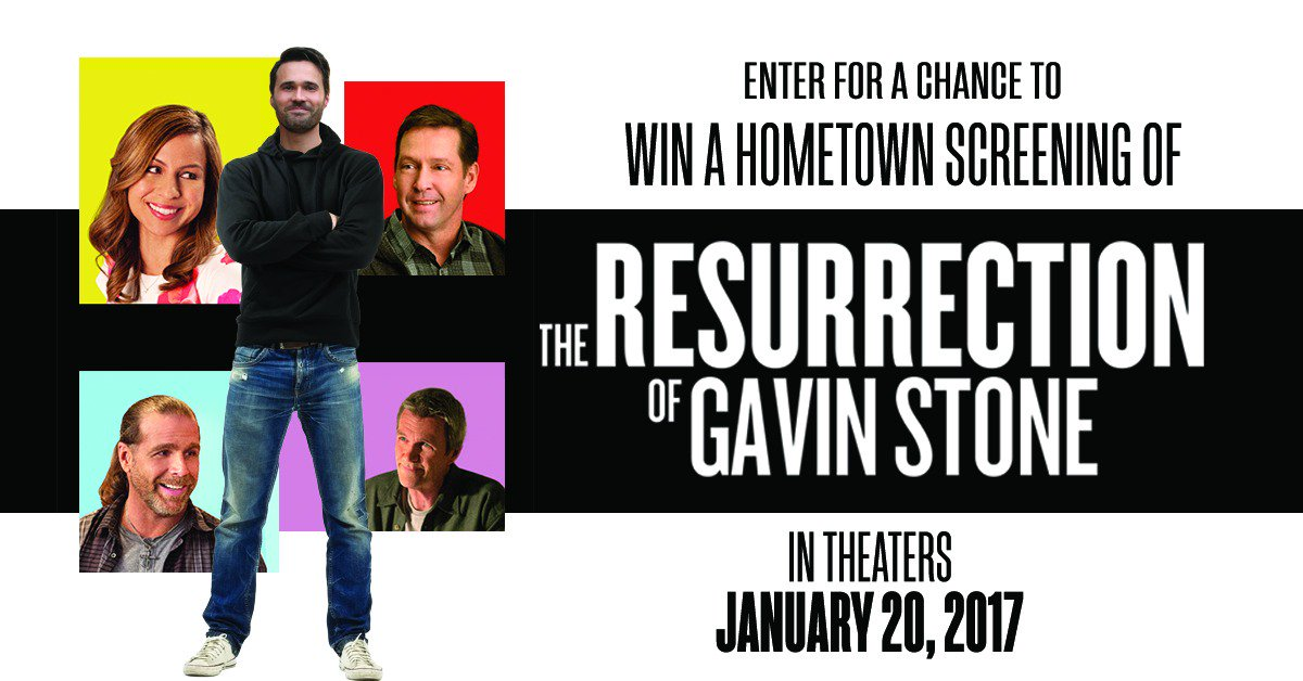 Enter NOW for a chance to win a Hometown Screening of @GavinStoneMovie: https://t.co/g6olzouo4a https://t.co/hCYXors5rs