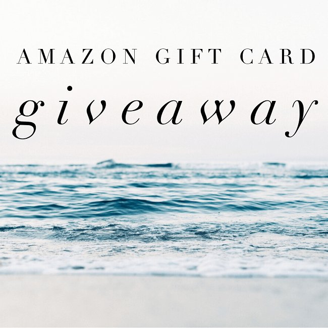 $500 Amazon Gift Card Giveaway (1/26 WW)