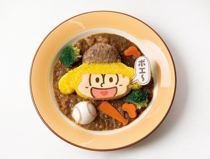 おそ松さん×サンリオキャラクターズ カフェが西武池袋に、おそ松×ハローキティがコラボ
