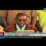 Luhya community in Kwale supports Mudavadi