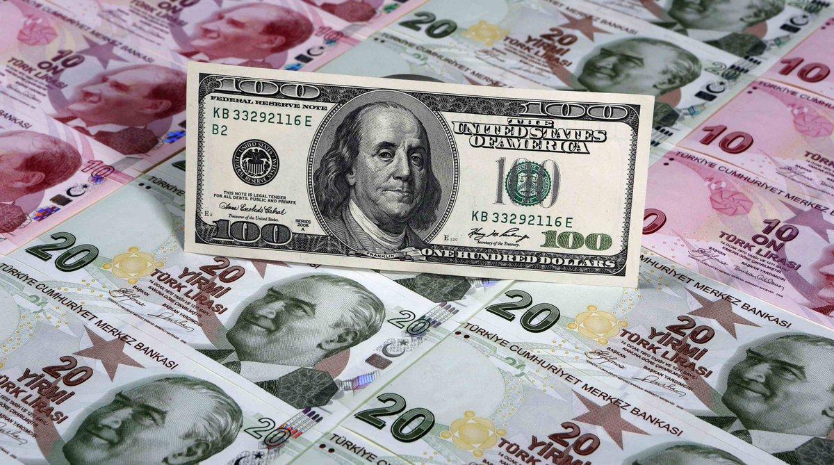 Dolar/TL 3.89'un üzerini görerek tekrar rekor kırdı (08:27'de güncellendi) https://t.co/GoQmxKnldr https://t.co/ChTgatsAEO