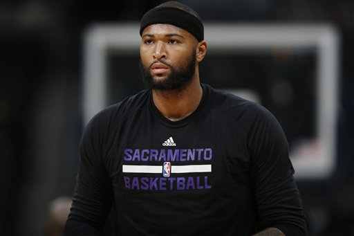 DeMarcus Cousins reportedly plans to sign max-money extension with Kings