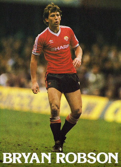 Happy 60th Birthday Bryan Robson