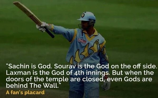 Happy Birthday  Sir Rahul Dravid.