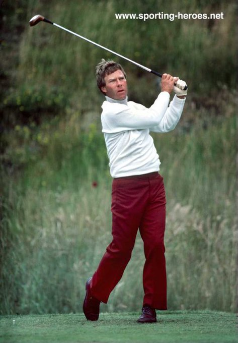 Happy Birthday to Ben Crenshaw, who turns 65 today!