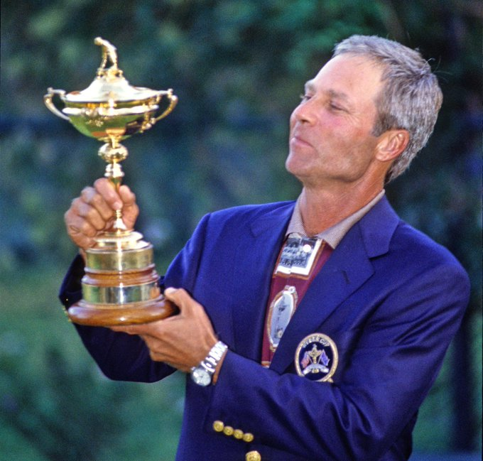 PGAcom: Join us in wishing a very happy 65th birthday to 1999 Ryder Cup captain Ben Crenshaw