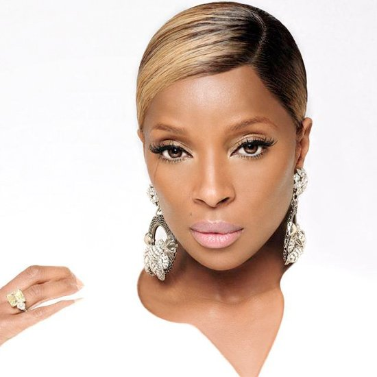 Happy Birthday to Singer Mary J. Blige!!!