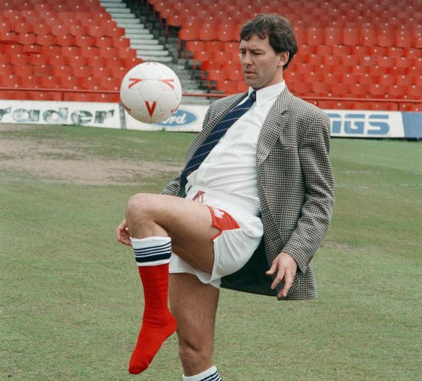 Happy 60th birthday to Man United and England legend Bryan Robson. Dress code for the party? Smart casual.