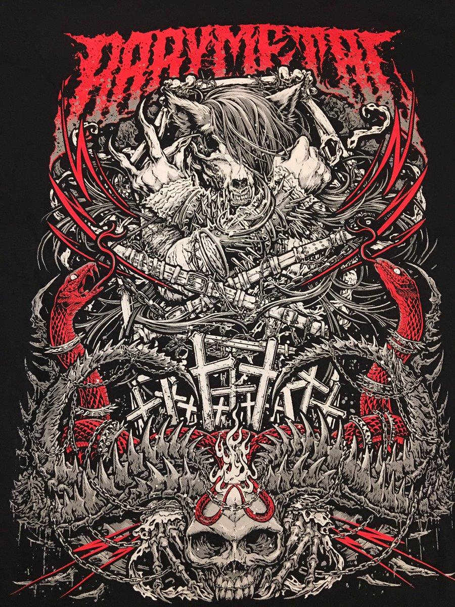 ベビメタの韓国公演のTシャツのデザインが慰安婦像問題に切り込んでると話題に【Sex Slaves】 [無断転載禁止]©2ch.netdailymotion>1本 ->画像>56枚
