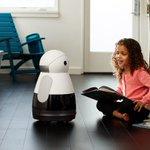 Robot Kuri evinize göz kulak olacak