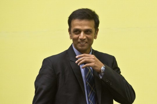 "HAPPY BIRTHDAY TO ONE AND ONLY ""RAHUL DRAVID \"" INDIAN CAPTAIN,  SILENT STRIKER, THE WALL, KING MAKER"
