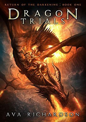 Free Book 'Dragon Trials' - free freebies freestuff latestfreestuff