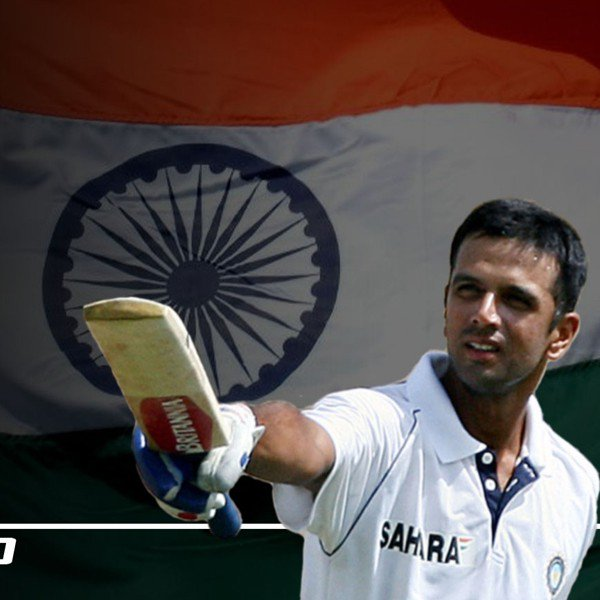 Wishing a very happy birthday to former skipper Rahul Dravid