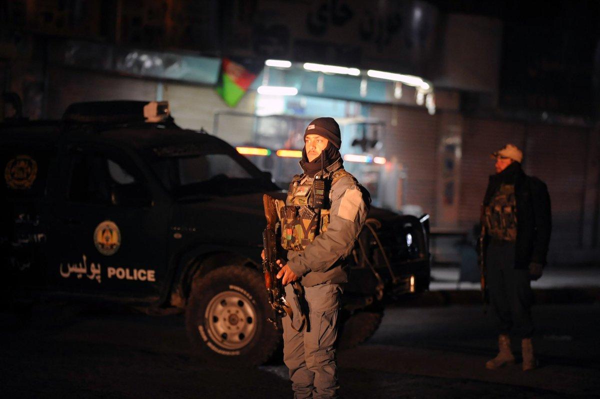 Afghan blast kills five UAE diplomats in Kandahar, Taliban denies involvement