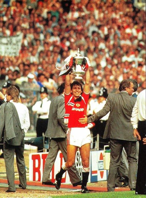Happy birthday to Man United legend Bryan Robson!