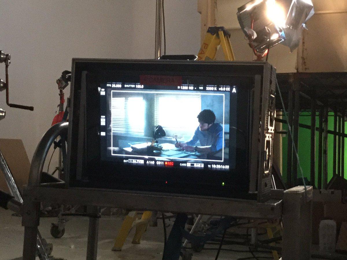 RT @jk_rowling: Watching Cormoran Strike at work. https://t.co/f93dAX43xq