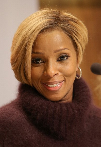 Happy Birthday to Mary J Blige
