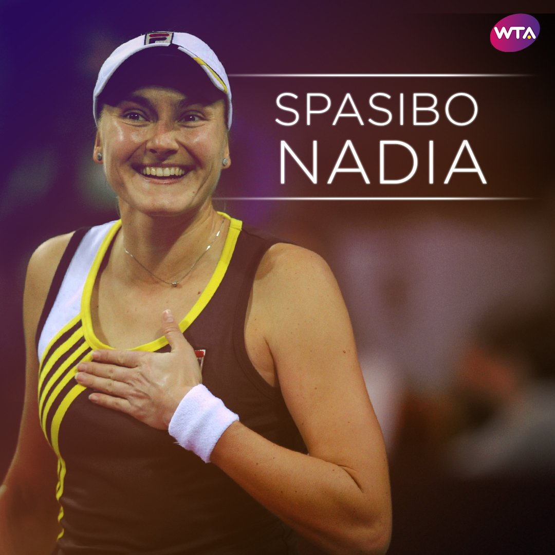 .@Petrova_Nadia officially announces retirement--> https://t.co/KbKsiQCXXz https://t.co/mNqMyaY3lZ