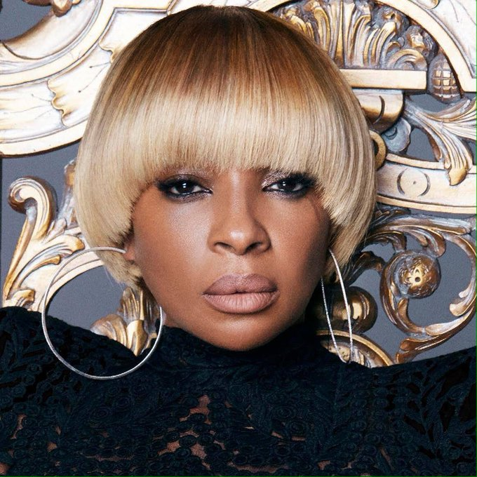Happy Birthday to the Queen of Hip-Hop Soul, Mary J Blige