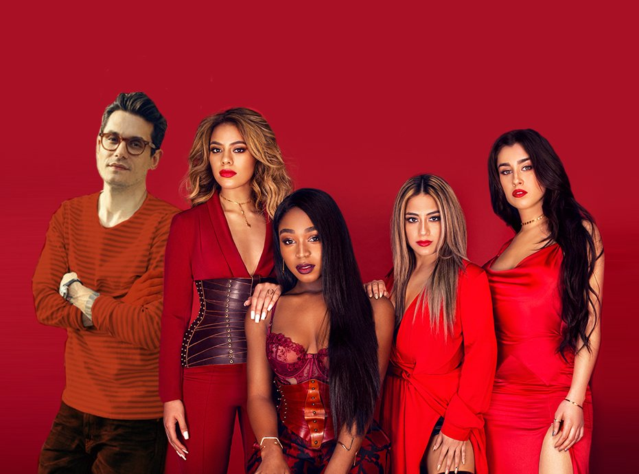 ...we know numbers can be tricky sometimes @johnmayer #BeThe5thChallenge 5/5 https://t.co/QG5AucnCQx