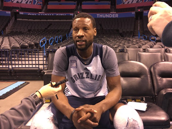 Happy Birthday! Tony Allen turns 35 today, he still competes like he is 25, Memphis at OKC tonight
