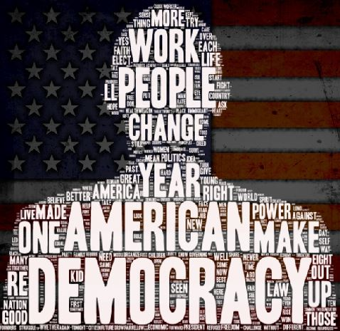 A man of his words? #ObamaFarewell speech in a word cloud https://t.co/sGejXaV5ck https://t.co/sp2nCIWhwa