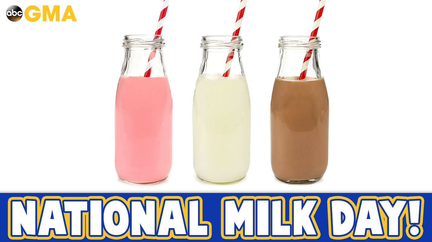 Happy #NationalMilkDay! https://t.co/G0LKTc6u6b