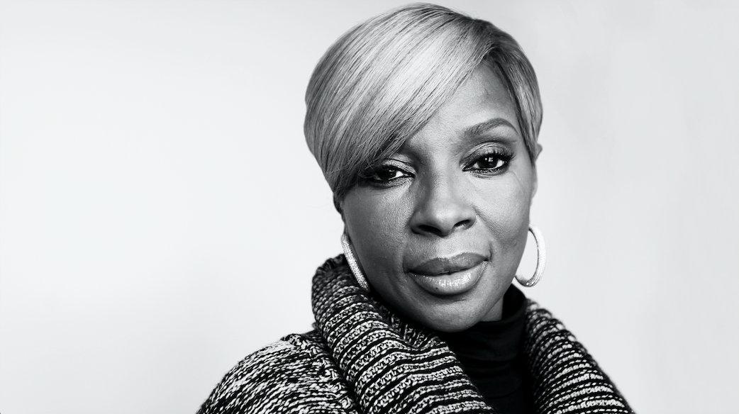 Happy Birthday to Mary J. Blige!