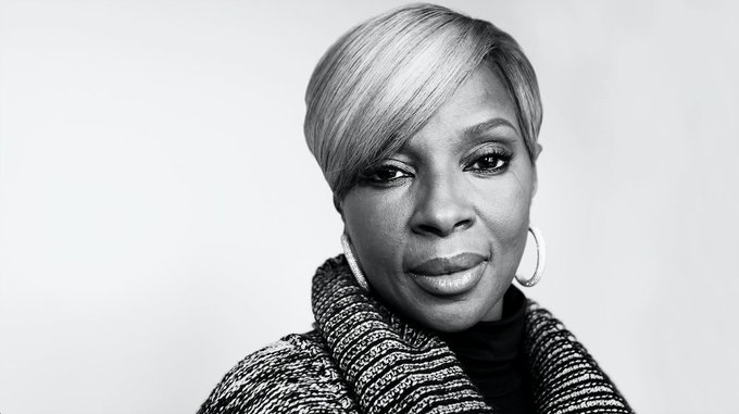 Happy Birthday to Mary J. Blige!