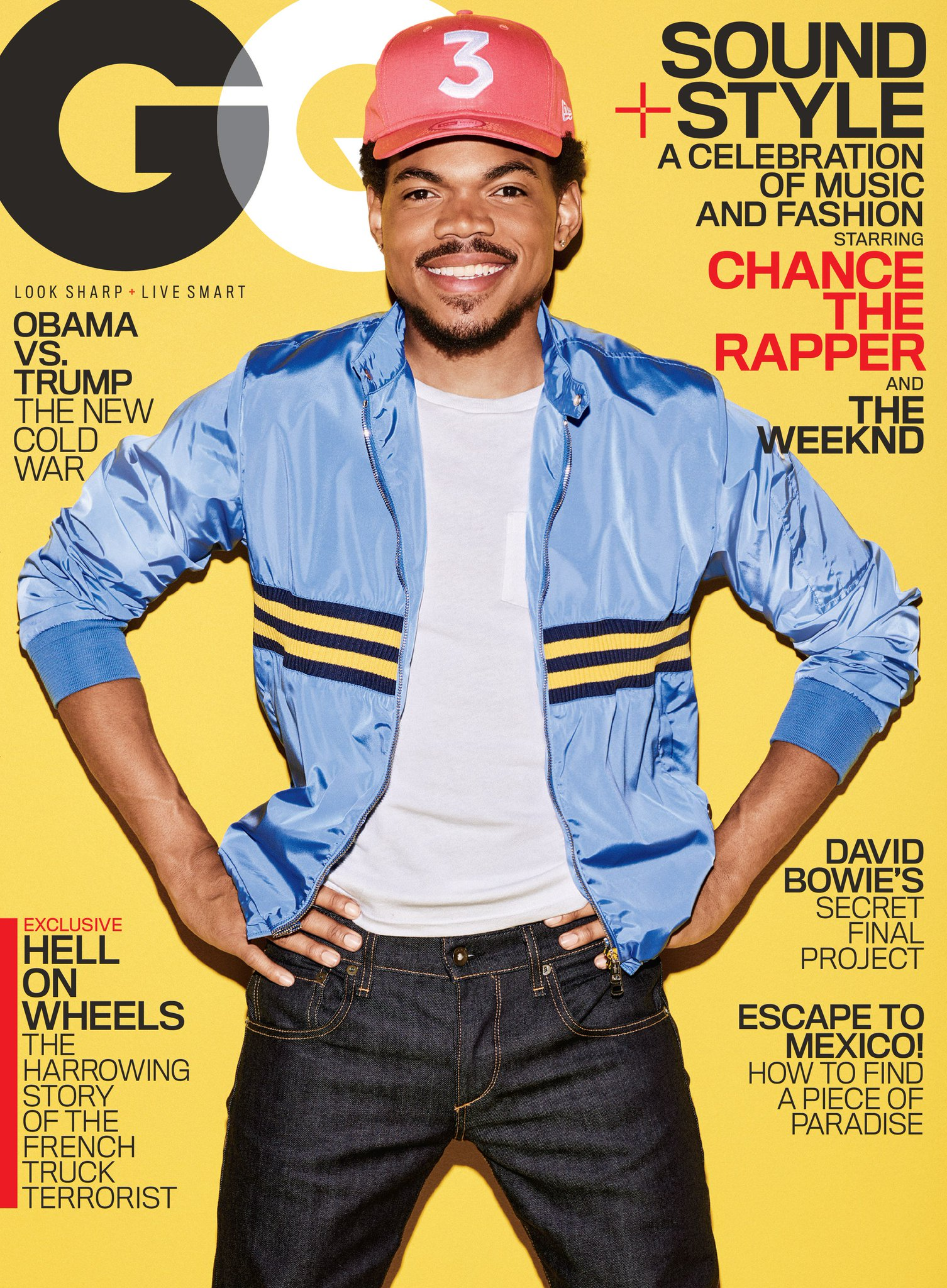 Presenting GQ's newest cover star: @ChanceTheRapper https://t.co/TgOkMA9xel https://t.co/KdzUcQXXDn