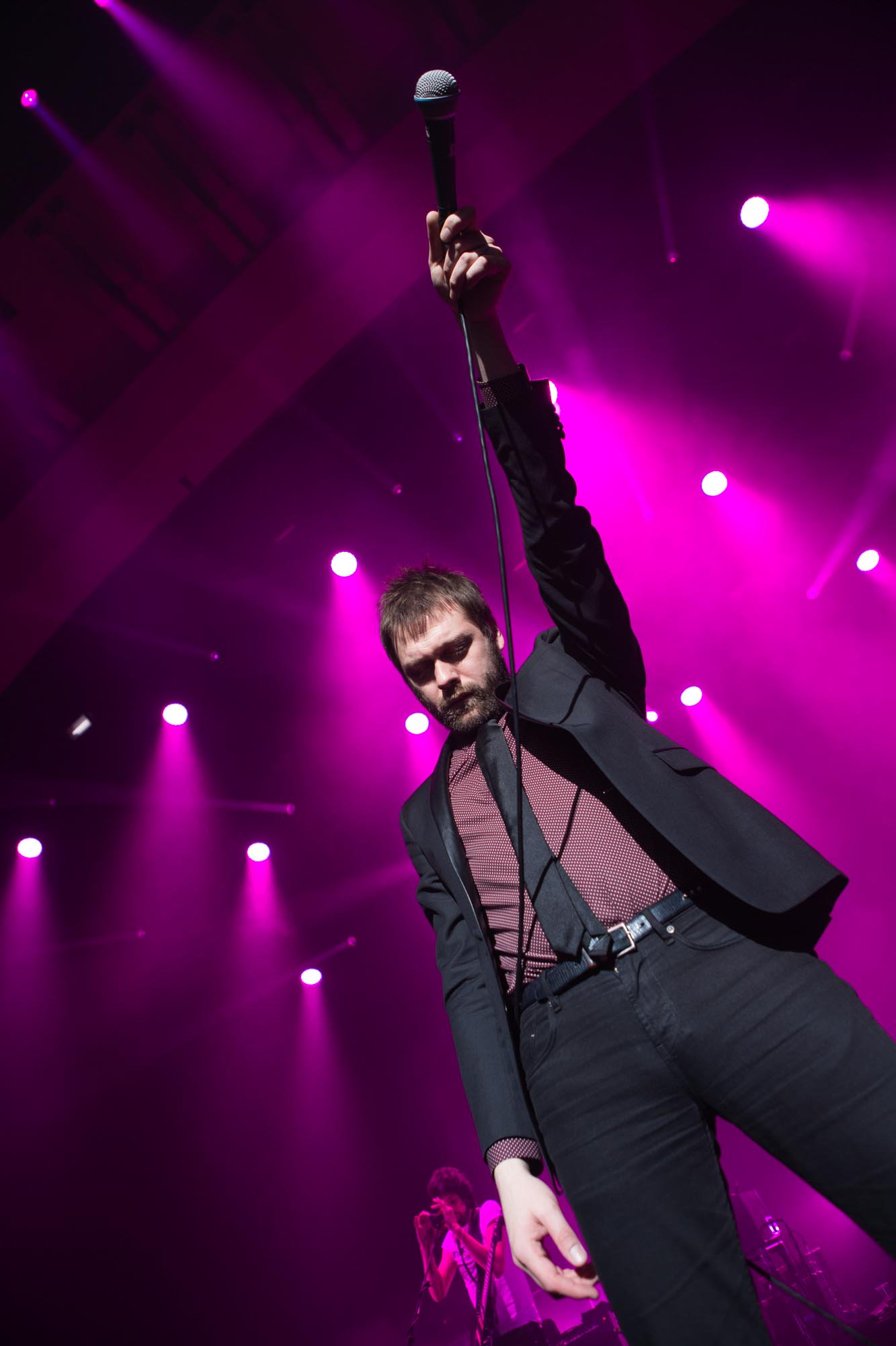 Tom Meighan of -  Happy Birthday you absolute legend!