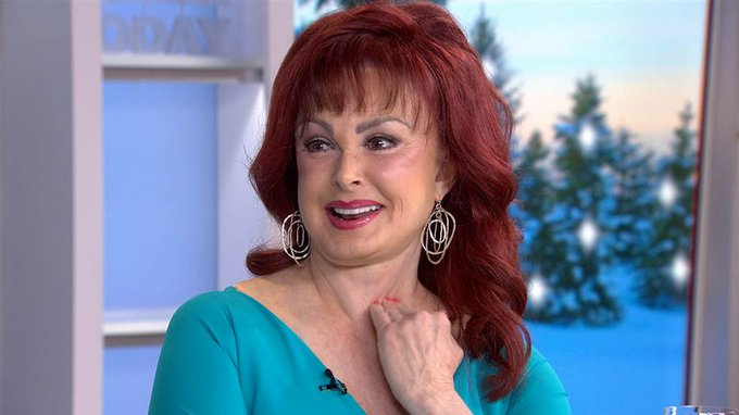 Happy Birthday à Naomi Judd mère de Wynonna ( The Judds ), née  le 11 janvier 1946, à Ashland, Kentucky. ( 70 ans),