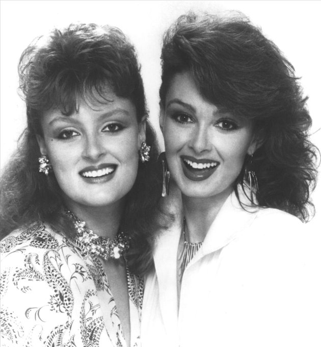 Happy 71st birthday to Naomi Judd, the prettiest Judd by far.