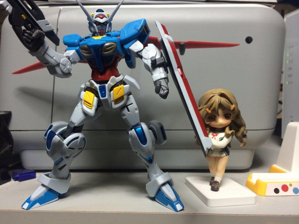Gセルフの日らしいのでロボット魂verです#YG111の日#Gレコ