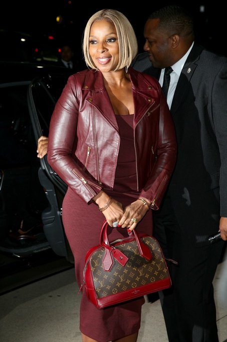 \Queen of Hip Hop Soul\ Mary J. Blige is celebrating a birthday today.  Mary turns 46. Happy birthday Mary!!!