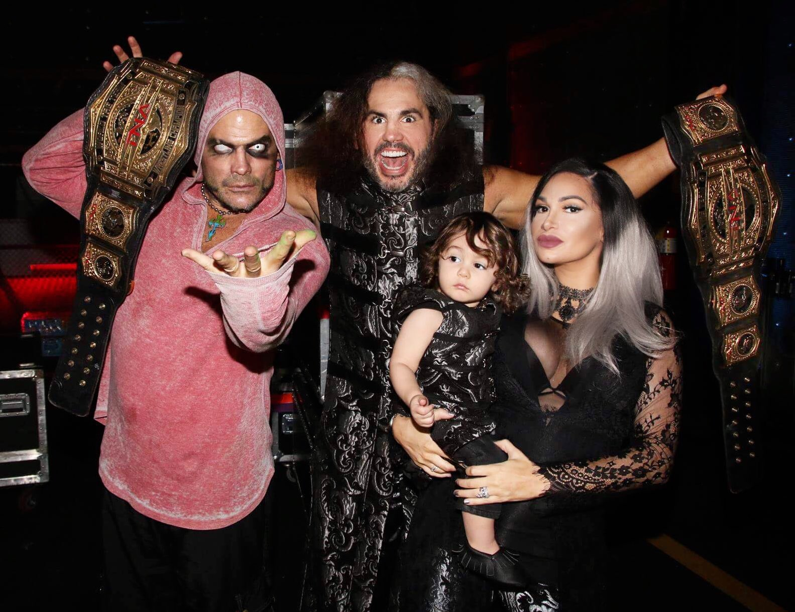 The Greatest Family In All Of Space And Time. #HouseHardy https://t.co/Qx1RdXQh9P https://t.co/DTjkAcgHtm
