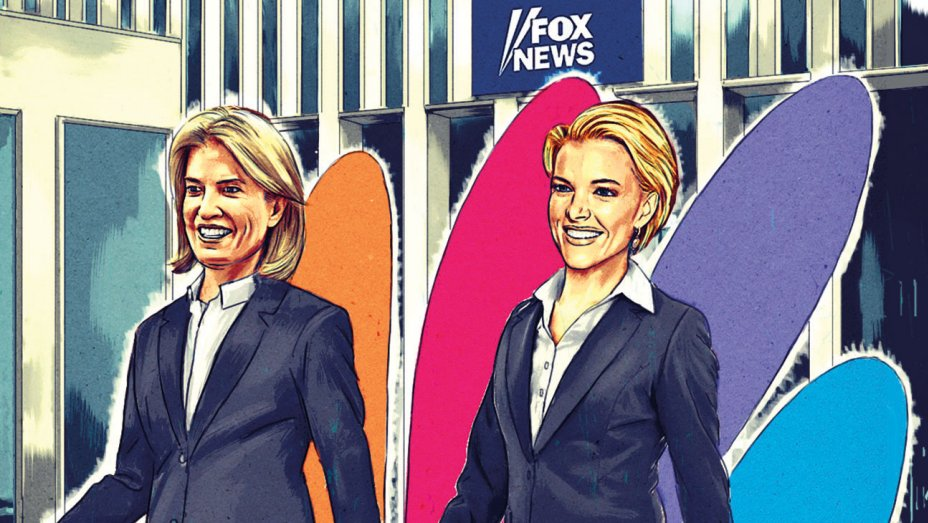 Megyn Kelly, Greta Van Susteren moves force Fox News to go Trumpier https://t.co/YVlilhqkU4 https://t.co/yzLV8KnbjK